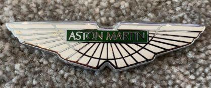1 x Genuine Aston Martin Pin Badge - CL590 - Location: Altrincham WA14