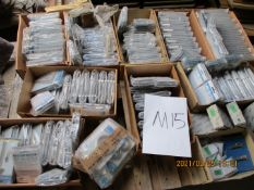 1 x Assorted Pallet Lot From Ironmongery Hardware Retailer - Unused Stock - CL538 - Ref: Pallet