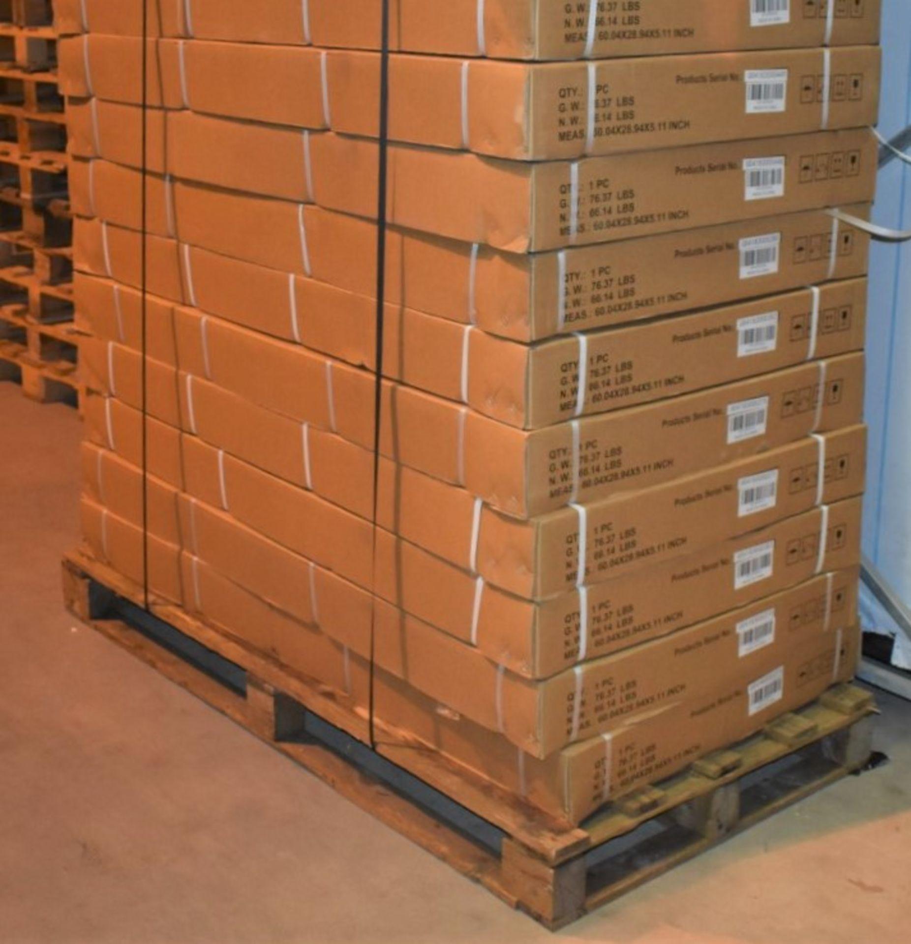 10 x Slim Tread Ultra Thin Smart Treadmill Running Machine - Brand New Sealed Stock - RRP £799 Each! - Image 6 of 24
