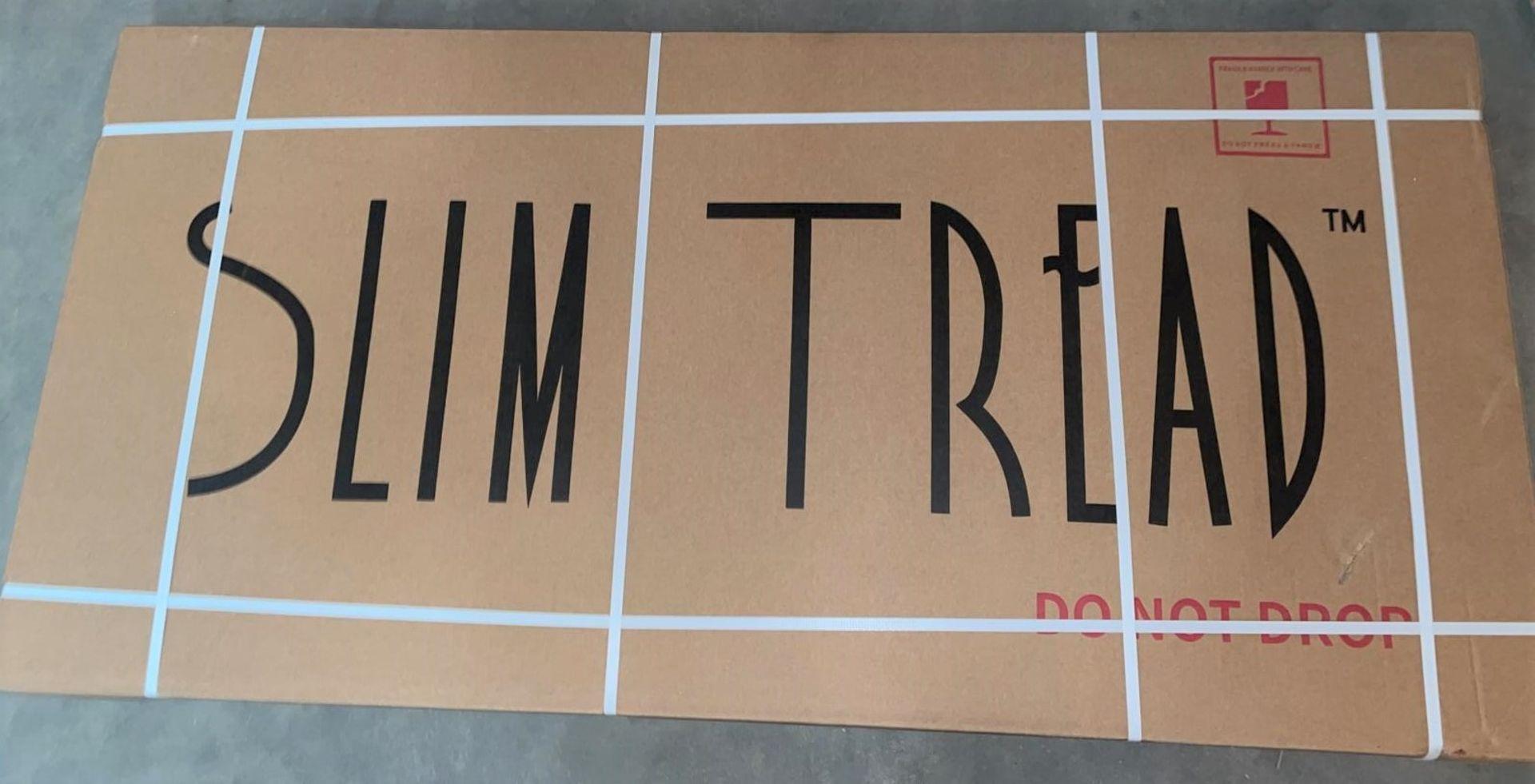 10 x Slim Tread Ultra Thin Smart Treadmill Running Machine - Brand New Sealed Stock - RRP £799 Each! - Image 11 of 24