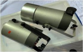 A Pair Of Bowens Monolights - Ref: RITAP04 - CL548 - Location: Leicester LE4 Item is presented in
