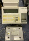 1 x Bizerba SC II 800 Basic Scale - Used Condition - Location: Altrincham WA14 -