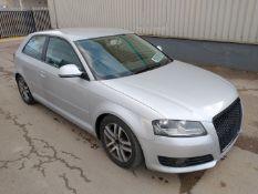 2009 Audi A3 Se Technik Mpi 1.6 3Dr Hatchback - CL505 - NO VAT ON THE HAMMER - Locatio