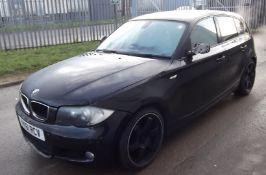 2011 BMW 118 D M Sport 5Dr Hatchback