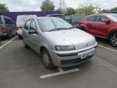 2004 Fiat Punto Active Sport Hatchback - CL505 - NO VAT ON THE HAMMER -