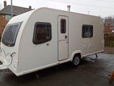 Luxury Bespoke 2013 Bailey Orion 430/4 Caravan