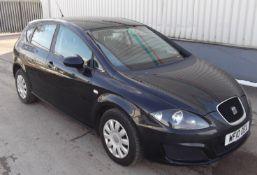 2010 Seat Leon Tdi 89 2.0 3Dr Hatchback - CL505 - NO VAT ON THE HAMMER - Locatio