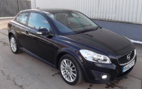 2012 Volvo C30 Se Lux 2.0 3Dr Coupe - CL505 - NO VAT ON THE HAMMER -