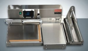 1 x Mono Countertop Robin L Bakery Sealer - Model FG482-A01 - Year 2019 - Recently Removed From