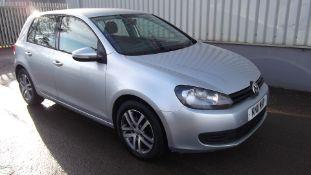 2011 Volkswagen Golf Twist 5Dr Hatchback - CL505 - NO VAT ON THE HAMMER -
