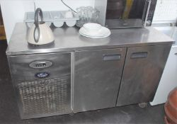 1 x Foster Pro1/2H-A Counter Top Refrigerator - CL586 - Location: Altrincham WA14 This item is to be