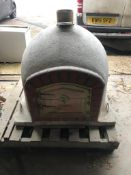 1 x Prestige Outdoor Wood-Burning Pizza Oven - CL548 - Location: Near Oadby, Leicestershire