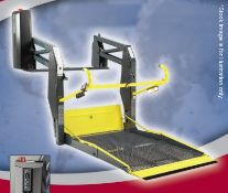 1 x Ricon Wheelchair Ramp / Lift With Handset (Model K2005 S10100002) - Includes Remote