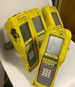 4 x Psion Teklogix 7530 G2 Handheld Mobile Computer - Used Condition - Location: Altrincham WA14 -