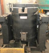 1 xRamsell Naber Furnace - CL547 - Location:SouthYorkshire.Half Ton Capacity PotsCollection is