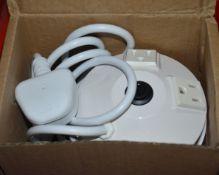 1 x Maplin UK/USA 500VA Step Down Transformer - In Original Box - Ref WHC163 WH2 - CL011 - Location: