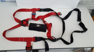 2 x Work SAFETY HARNESS (CheckRig PBH2, Tractel HT31) **£5 Start** Ref CQ208