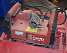 1 x Hilti DCSE20 110v Slitting Wall Chaser With Carry Case PME135