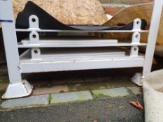 5 Stillages Containing Plates & Trays for External Cube Ballast System - CL573 - Location: Leicester