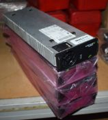 4 x Eltek Flatpack2 48/2000 Power Supply Rectifier Modules - RRP £1,200 - In Anti-Static Packets -