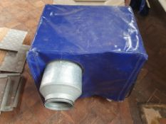 ACI 2HP Silenced Fan Unit with covering Three Fan Cases -CL573 - Location: Leicester LE1