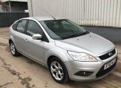 2010 Ford Focus 1.6 Sport Hatchback 5dr - CL505 - NO VAT ON THE HAMM