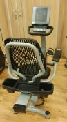 1 x Lifespan R7000 Pro Series Excercise Bike With USB Connectivity - Approx RRP £1,500 - CL552 -