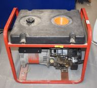 1 x Generac Portable Generator Model ET4200 4.2KW 115/230V H60 x W65 x D46 cms PME183