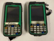 2 x Intermec CN3 Mobile Computer - Used Condition - Location: Altrincham WA14 -