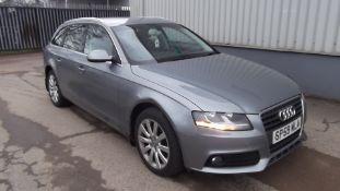 2009 Audi A4 Avant Se Tdi 2.0 5Dr Estate - CL505 - NO VAT ON THE HAMMER - Locatio