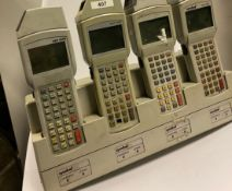 1 x (4x) Symbol PDT 3100 Barcode Scanner with Quad Charging Cradles Location: Altrincham WA14 -