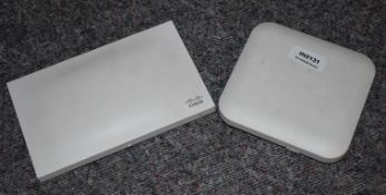 1 x Wireless Access Points - Types Include Cisco Meraki MR32 and Symbol AP-7522 - Ref: In2131 wh1