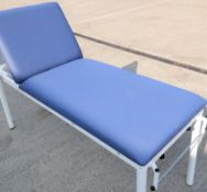 1 x Adjustable Massage Bed - CL011 - Ref WH2 - Location: Altrincham WA14
