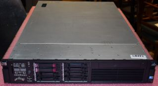 1 x HP ProLiant DL380 G7 Server With 2 x Intel Xeon X5650 Six Core 3.06ghz Processors and 92gb Ram -