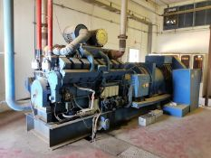 1 x 1987 Hitzinger SGS 9D 040 Generator - Only 800 Hours Use - Ref: T4UB/HZ - CL333 - Location: