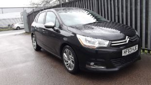 2013 Citroen C4 Selection Airdream E-Hdi 1.6 5Dr Hatchback - CL505 - NO VAT ON THE HAMM