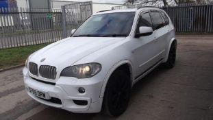 2009 BMW X5 35D M Sport X Drive 3.0 5 Dr 4x4 - CL505 - NO VAT ON THE HAMM