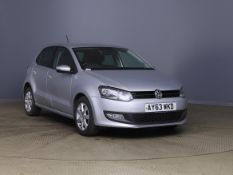 2013 Volkswagen Polo 1.2 TDI Match Edition 5dr - CL505 - NO VAT ON THE HAMMER - Locatio