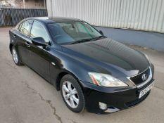 2007 Lexus Is 220D 2.2 5Dr Saloon - CL505 - NO VAT ON THE HAMMER - Locatio