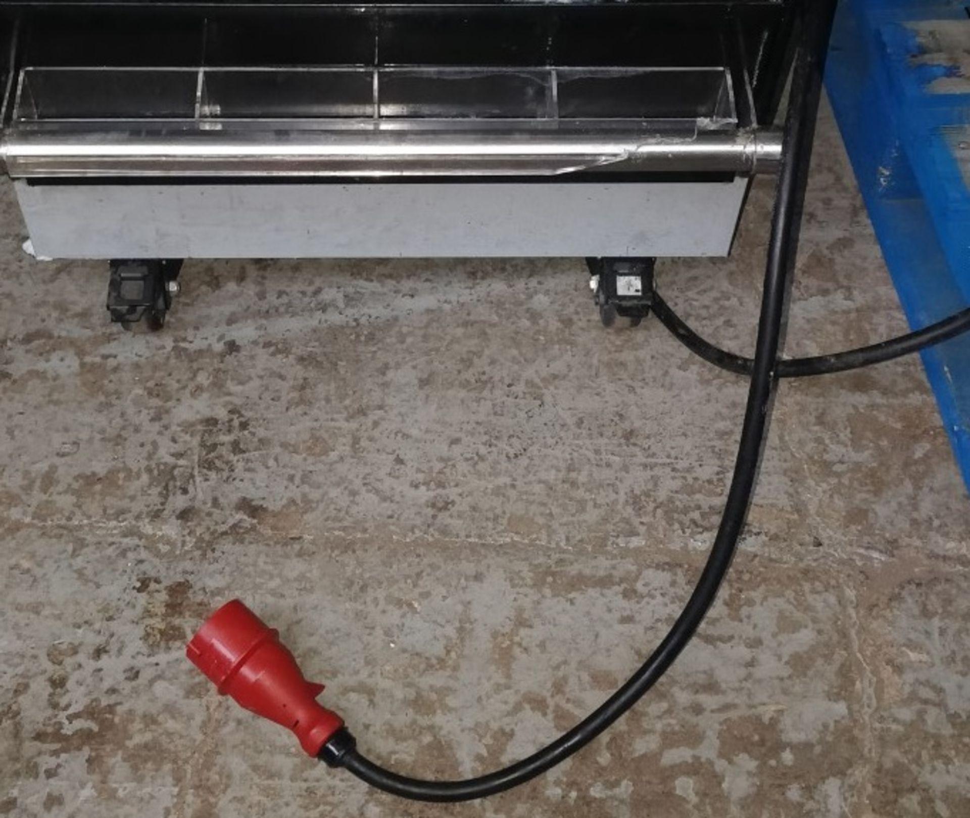 1 x Frijado Multi Deck 60 5 Level Heated Grab and Go Display Warmer - 400v 3 Phase - H197 x W60 x - Image 4 of 11