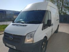 2012 Ford Transit Panel Van 2.2 5dr Medium Roof Panel Van