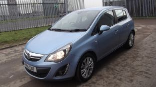 2014 Vauxhall Corsa Se 5Dr Hatchback - Full Service History - CL505 - NO VAT ON THE HAMMER -