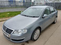 2009 Volkswagen Passat highline Tdi 110 2.0 5Dr Hatchback - CL505 - NO VAT ON THE HAMM