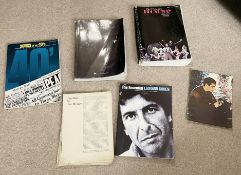 Job lot of Music Books - 7 Items As Shown - From An Exclusive Property In Leeds - No VAT