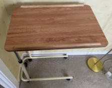 1 x Bed Table - From An Exclusive Property In Leeds - No VAT on the Hammer - CL648 - BL057 -