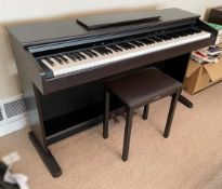 1 x YAMAHA YDP-101Digital Piano /Organ - From An Exclusive Property In Leeds - No VAT on the