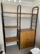 2 x Stylish Ladex-style Furniture Units - From An Exclusive Property In Leeds - No VAT on the Hammer