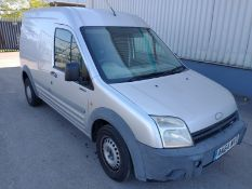 2006 Ford Transit Connect 1.8 5dr Medium Roof Panel Van