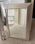 3 x Contemporary Mirrors - From An Exclusive Property In Leeds - No VAT on the Hammer - Ref: BL030/