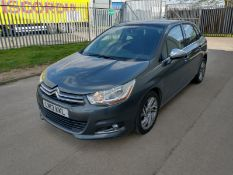 2013 Citroen C4 Selection Hdi 1.6 5Dr Hatchback